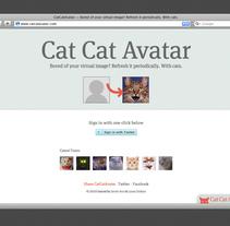 CatCatAvatar. Un proyecto de Desarrollo de software de Javier Arce - Sábado, 25 de diciembre de 2010 14:23:53 +0100