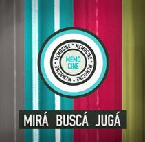 INCAA TV. Un proyecto de Diseño, Motion Graphics, Cine, vídeo y televisión de Mariano Moscuzza - 12-01-2011