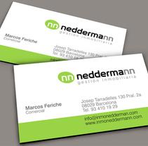 Logotipo Neddermann. A Design project by Marc Borràs Gallardo         - 12.01.2011