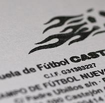 Escuela de Fútbol. Un proyecto de  de Marcos Cabañas - Lunes, 24 de enero de 2011 20:55:16 +0100