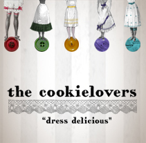 Logotipo y web The Cookielovers. Un proyecto de Diseño de Marcelo Garolla Artuso         - 26.01.2011