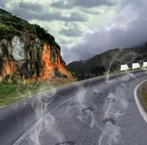 Concentración de motos. Un proyecto de Diseño y Fotografía de Juan Monzón - 31-01-2011