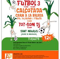 Calçotada. Um projeto de Design e Ilustração de Marlés Carrillo         - 08.02.2011