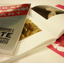 Catálogo Ikas-Art 2010. Un proyecto de Diseño de Marilu Rodriguez Vita - Jueves, 24 de febrero de 2011 16:34:48 +0100