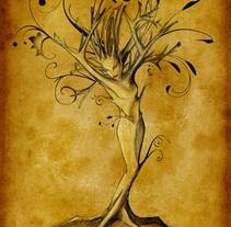Ilustración Tradicional. Un proyecto de Diseño e Ilustración de Eliana CT         - 17.03.2011