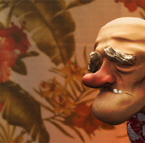 Sculpting. A Design, Illustration, Film, Video, TV, and 3D project by Rafael Carmona - 21-03-2011