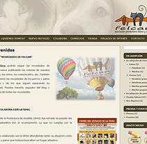 Felcan - Asociacion Protectora Felina y Canina. Un proyecto de Diseño y Desarrollo de software de Matías Palumbo - 22-03-2011