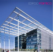 Edificio Pórtico. A Design, Advertising&Installations project by Pokemino         - 23.03.2011