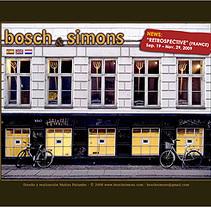 Bosch & Simons . Un proyecto de Diseño y Desarrollo de software de Matías Palumbo - 24-03-2011