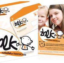 Zabaleko ikastetxea . Un proyecto de Diseño de Eztizen Angulo          - 30.03.2011