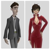 Motion-Animation. Un proyecto de Motion Graphics y 3D de Almudena  de Noriega Buendía - 11-04-2011