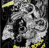 Comic y bocetos. Um projeto de Ilustração de Jorge Arroyo         - 14.04.2011