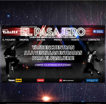 El Pasajero. A Design, and Software Development project by Victoria Reguera         - 13.04.2011