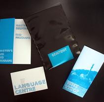 Universidade de Vigo. Un proyecto de Diseño de Priscila Clementti - Miércoles, 11 de mayo de 2011 11:40:33 +0200