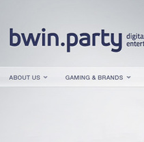 BWIN-PARTY. A Design project by Rubén Martínez Pascual - Mar 12 2012 12:00 AM