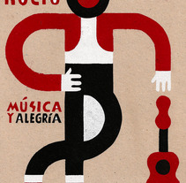 Illustration. A Design, Illustration, Advertising, Music, Audio, Film, Video, TV, UI / UX&IT project by Chema Peral         - 13.05.2011