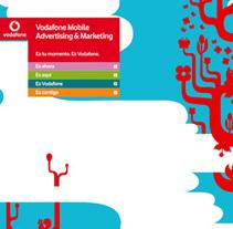 Presentación servicios VODAFONE. A Design project by Rubén Martínez Pascual - May 23 2011 01:32 PM