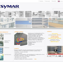Esymar Laboratorio. A Design, Software Development&IT project by Isabel Martín - Jun 02 2011 12:06 PM