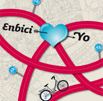 Enbici y yo. Um projeto de  de Inma Lázaro         - 13.06.2011