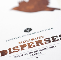 Músiques Disperses. A Design, and Photograph project by SOPA Graphics   - 30-06-2011
