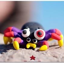 La venganza de la araña. Um projeto de Design e Fotografia de Lidia  Aparicio Sales         - 15.12.2011