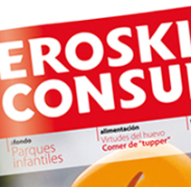 Revista EROSKI CONSUMER. A Design, Advertising, Installations, Software Development, and Photograph project by DUPLO Comunicació Gràfica         - 12.07.2011