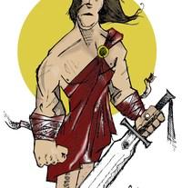 Personajes de historieta. Um projeto de Ilustração de Cristian Camargo         - 13.07.2011