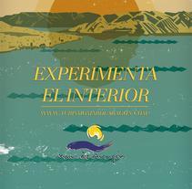Dinamización Turística Comarca Bajo Aragón caspe. Um projeto de Design, Ilustração, Publicidade e Instalações de Raul Marcos  Giménez Robres         - 15.07.2011