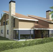 RH Mortera. Um projeto de 3D de Alberto de la Cruz Briceño         - 16.07.2011