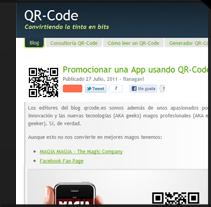 COPYWRITING. Un proyecto de UI / UX de Elena Sánchez         - 24.08.2011
