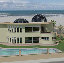 LA PLAYA. A Design, Photograph, and 3D project by CARLOS GARCIA ALLER         - 04.08.2011