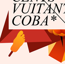 Coba 80'S. A Design&Illustration project by COBA         - 04.08.2011