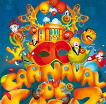 Carteles. A Design&Illustration project by pablo domene pardo - Aug 12 2011 01:05 PM