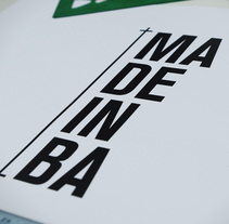 Made in BA. A Design project by Fernando González Sawicki - 23-08-2011