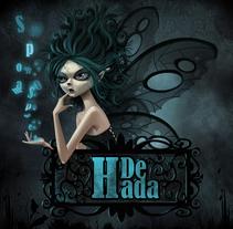 H de Ada. A Illustration project by Montse Casas Surós - Aug 31 2011 12:00 AM