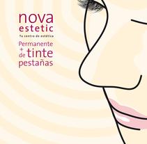 Carteles Nova Estetic. A Design, Illustration, and UI / UX project by Luis Miguel Munilla Gamo - Sep 18 2011 02:17 PM