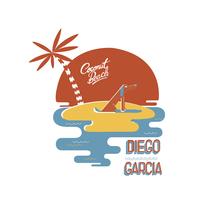 Diego Garcia island. Un proyecto de Diseño e Ilustración de Jose Miguel Méndez Cristina         - 22.09.2011