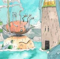 Portfolio. A project by Guillermo Monje. - 10.13.2011