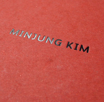 MInjung Kim. A Design project by Thomas Manss & Company         - 14.10.2011
