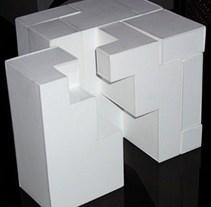 Caja Fragmentada. A 3D project by Claudia Tripputi - 01-11-2011