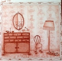 ilustraciones. Um projeto de Ilustração de INES BENITO MATIAS - 01-11-2011