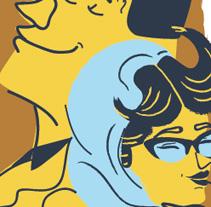 Custo Bcn . Un proyecto de Ilustración de Marisa Morea         - 07.11.2011
