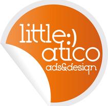 Littleatico. Un proyecto de Diseño, Ilustración, Publicidad, Instalaciones, Cine, vídeo y televisión de javier barrios galindo         - 30.11.2011