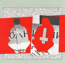 collages. A Design&Illustration project by eduardo david alonso madrid - Dec 06 2011 06:55 PM