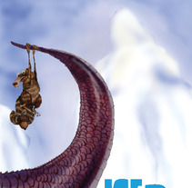 Ilustración: Ice Age. Um projeto de  de Ilusma Diseño         - 13.12.2011