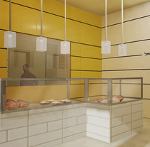 Pancencia. Un proyecto de Diseño, Instalaciones y 3D de Tamara Pintado /  Alessandro Masi  - 14-12-2011
