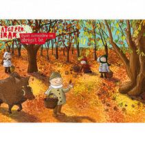 Libro de texto. A Illustration project by Laura  Gómez         - 19.12.2011