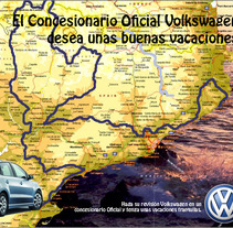 Campaña Volkswagen. Un proyecto de Publicidad de Luiza Apoenna Araujo Ximenes         - 05.01.2012