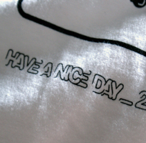 Have a nice day. A Design&Illustration project by Omar Lopez Sanchez         - 09.01.2012