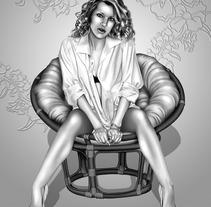 Carmen. A Design&Illustration project by Carlos Venegas Parra         - 10.01.2012